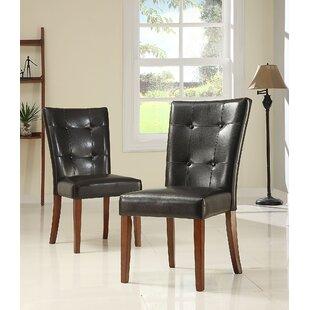 Doerr Upholstered Dining Chair (Set of 2)