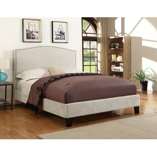 Charlton Home Mckissick Upholstered Panel Bed