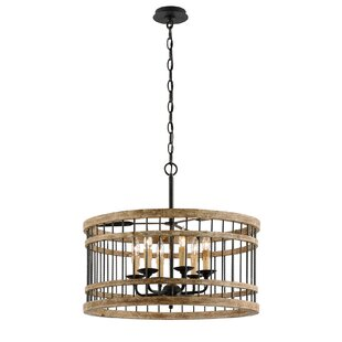Gracie Oaks Polak 6-Light Pendant