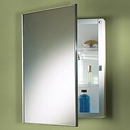 Read Reviews Styleline 18 x 36.13 Surface Mount Medicine Cabinet By Jensen