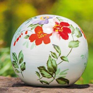 Garden Flourish Gazing Globe