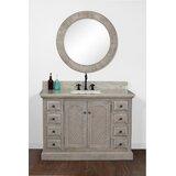 Willene Solid Recycled  49 Single Bathroom Vanity Set by Gracie Oaks