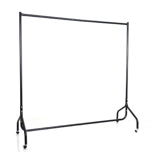 Castille 122cm Wide Clothes Rack By Rebrilliant