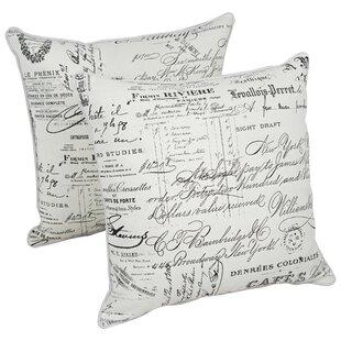 Aubrielle Throw Pillow (Set of 2)