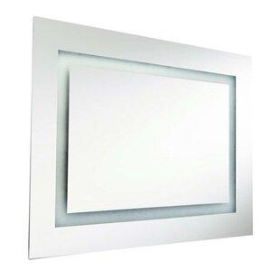 Comparison Melbany 2 Light Bathroom/Vanity Mirror ByRadionic Hi Tech
