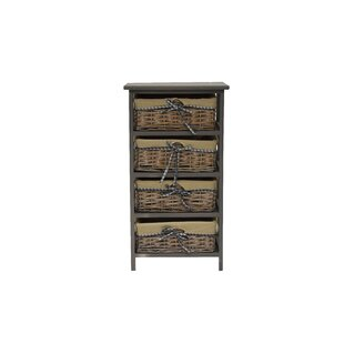 Alberta 4 Doors Accent Cabinet by Rosalind Wheeler