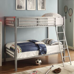 Poole Twin over Twin Bunk Bed