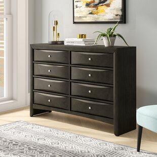 Weidman 8 Drawer Double Dresser