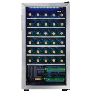 Danby 36 Bottle Single Zone Freestanding Wine Cooler