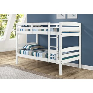 Mallory Twin over Twin Bunk Bed by Viv + Rae