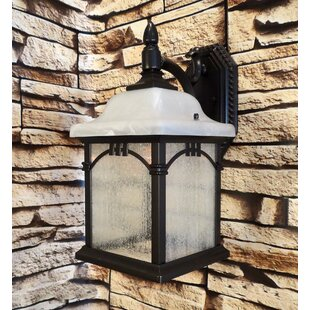 Sonoma 1-Light Outdoor Wall lantern by Special Lite Products