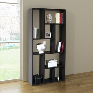 Narcissa Geometric Bookcase
