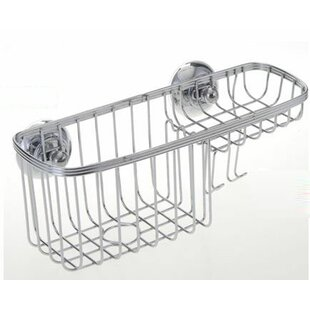 Wee's Beyond Stainless Steel Wall Mounted Shower Caddy