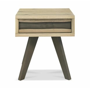 Dipasquale Side Table With Storage By Ebern Designs