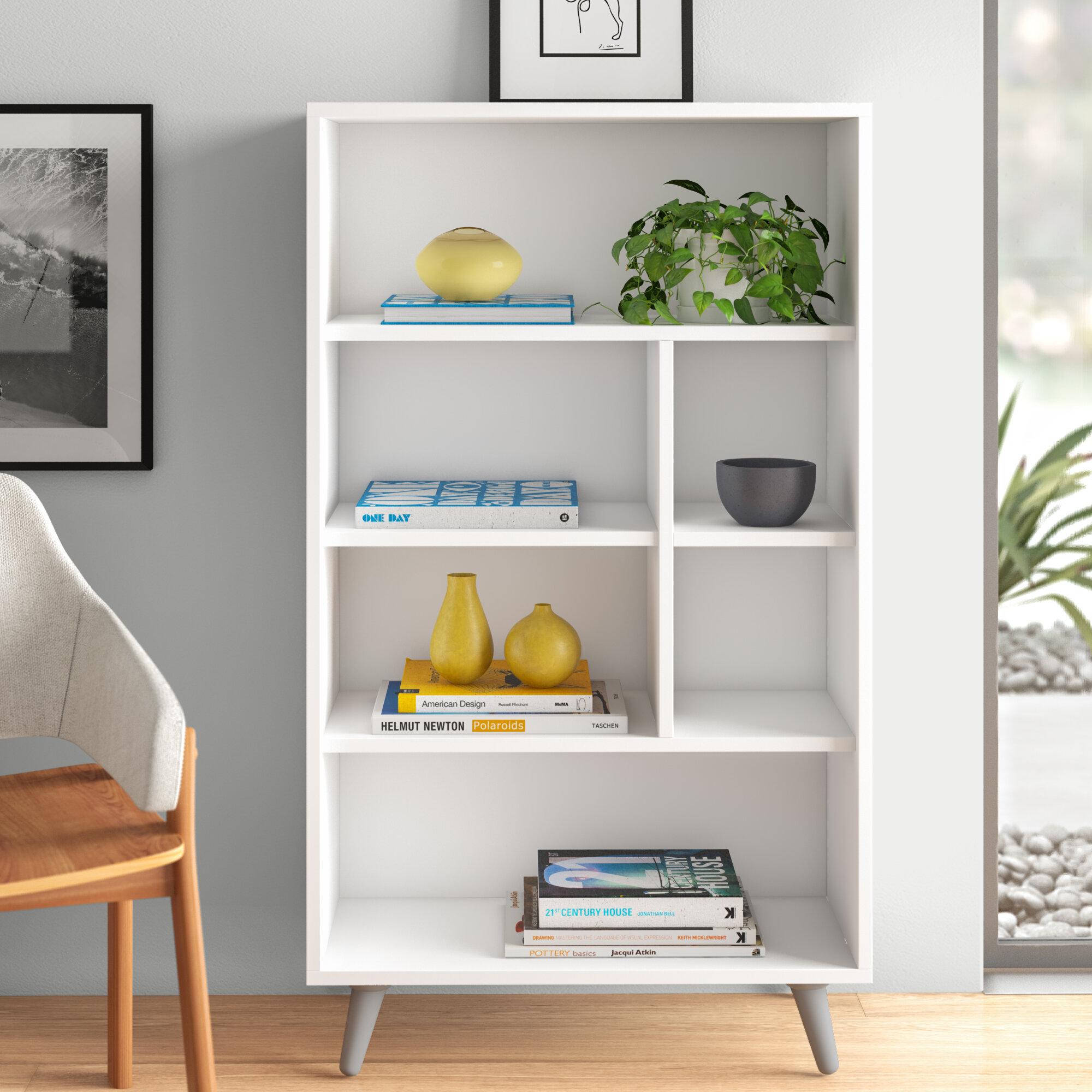 Bryson Standard Bookcase Allmodern