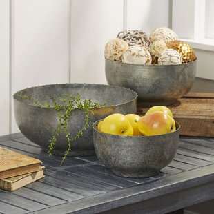 Athey Decorative Bowls Set Of 3
