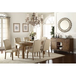Demmer 7 Pieces Dining Set
