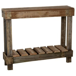 Rustic Console Sofa Tables Youll Love Wayfair