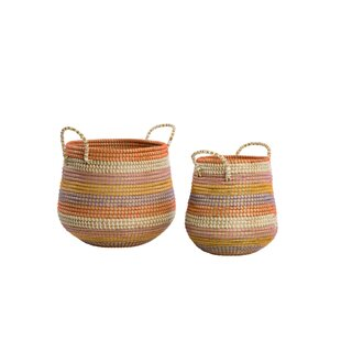 5695f58ff54 Ibiza 2 Piece Wicker Basket Set