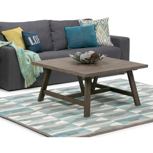 Vandeusen Coffee Table by Gracie Oaks