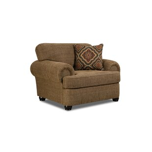 Affordable Godwin Chair and a Half by Fleur De Lis Living Reviews (2019) & Buyer's Guide