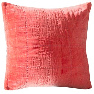 Ledet Embroidered Throw Pillow