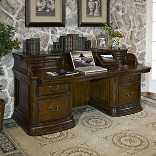 Fairfax Home Collections Winsome Pullout Top Executive Desk