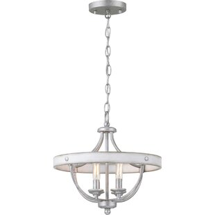 Emaria Convertible 4-Light Semi Flush Mount by 17 Stories