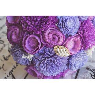Just a Fairytale Mixed Floral Arrangement ByHouse of Hampton