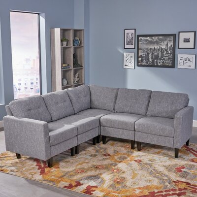 Beige Amp Brown Sectionals You Ll Love In 2019 Wayfair