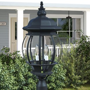 Buy clear Jenison Outdoor 4-Light Lantern Head By Astoria Grand