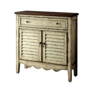Haskell Country Accent Cabinet by August Grove