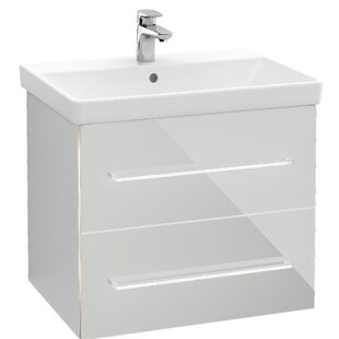Avento 58cm Wall-Mounted Vanity Unit Base Only By Villeroy & Boch Bathroom And Wellness