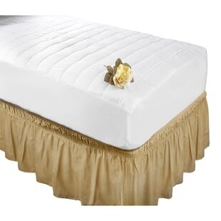 Polyester Mattress Pad by Alwyn Home 2019 Sale