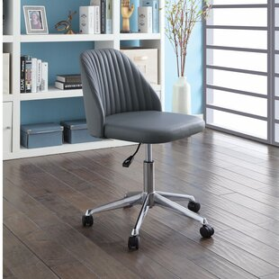 Gerke Mid-Back Office Chair by Wrought Studio