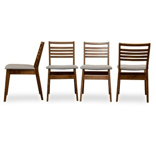 Abbate Dining Chair (Set of 4) Union Rustic