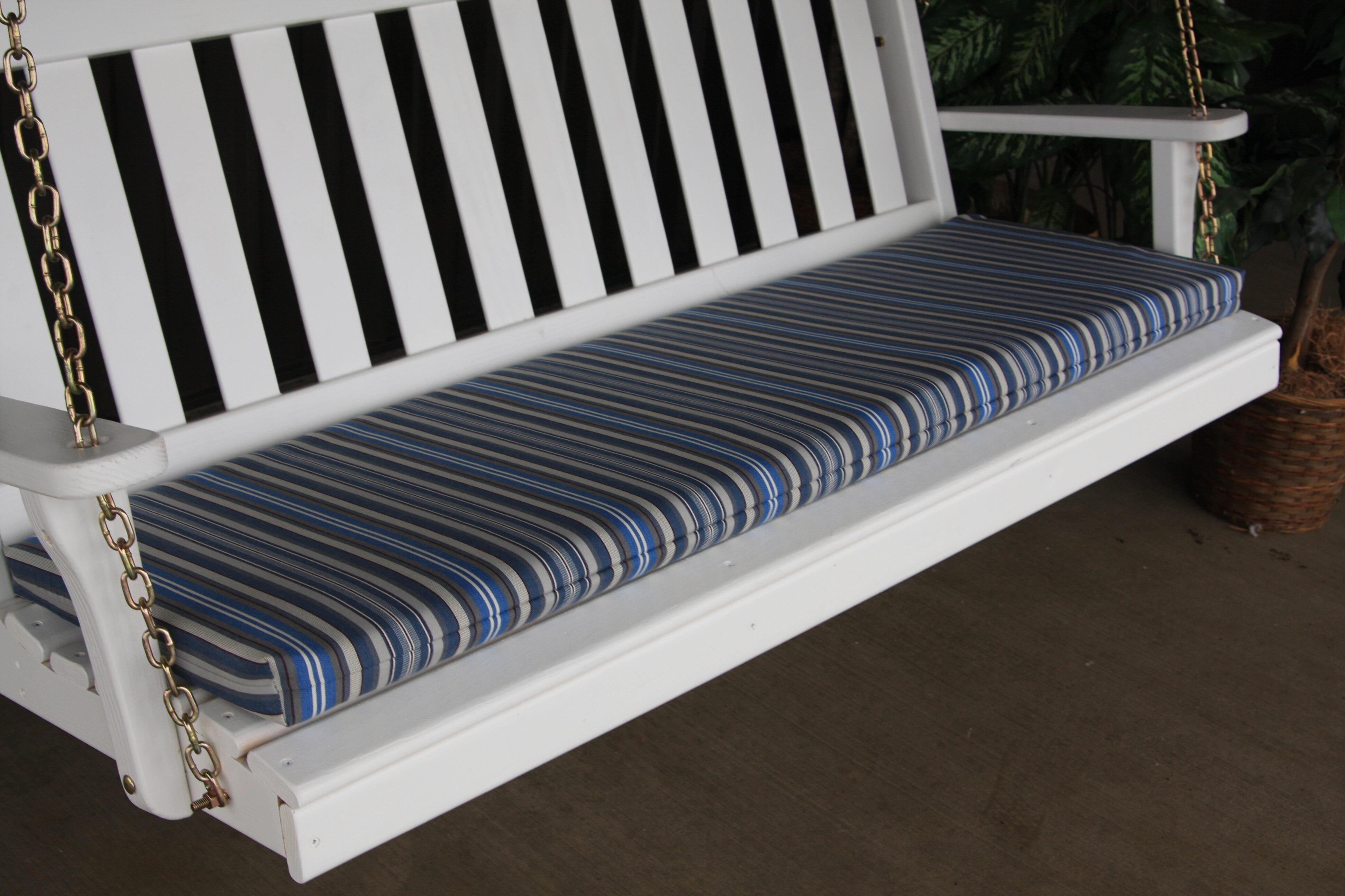 Indoor Outdoor Bench Cushion Reviews Birch Lane