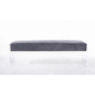 Venice Upholstered Bench by Blink Home
