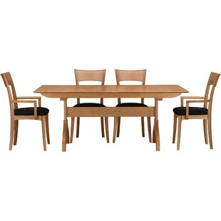 Sarah Trestle Extendable Dining Table