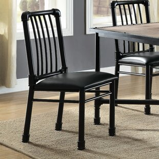 Maja Dining Chair (Set Of 2) by 17 Stories Top Reviews