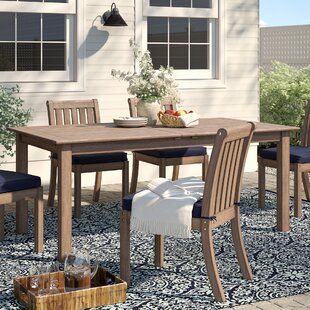 Rossi Dining Table by Birch Lane™ Heritage Great price