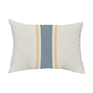 Hemel Sack Indoor/Outdoor Lumbar Pillow by Highland Dunes Design