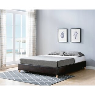 Purchase Goodwater Queen Upholstered Platform Bed by Ebern Designs Reviews (2019) & Buyer's Guide