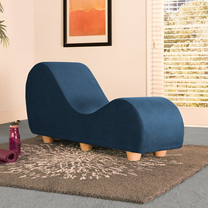 Latitude Run Dilys Yoga Chaise Lounge