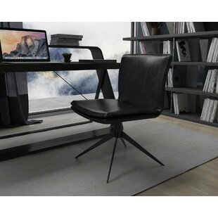 Duane Desk Chair by Modloft Black Great price