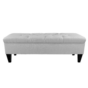Hobson Upholstered Storage Bench