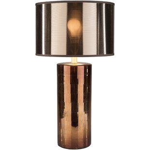 Searching for Mahamadou 26.5 Table Lamp By Bungalow Rose