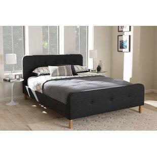 George Oliver Benbow Upholstered Platform Bed