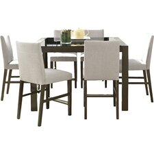 Modern Counter Height Dining Room Sets AllModern - 7 piece counter height dining room sets