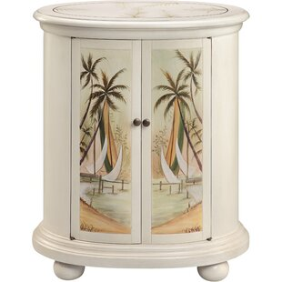 Bay Isle Home Plymouth 2 Door Accent Cabinet